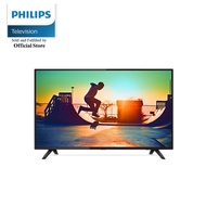 Philips 4K Ultra Slim LED Smart TV - 55PUT6103/98 with free wall mount bracket and installation