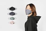 大嘴鳥3D口罩 - 可置入醫療型口罩/ 眼鏡不起霧/ 環保可清洗