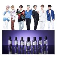 VT-BTS Latelier Subtils Perfumes 170g Kpop Photo card Random delivery Bangtan Boys JIN JIMIN RM SUGAR J-HOPE JUNG KOOK V Fragrance Air Fresheners