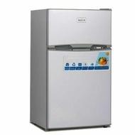 全新現貨 Kolin 歌林 KR-SE20905 冰箱 90公升 一級能效 雙門 小冰箱 拉絲銀 免運