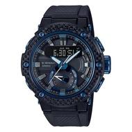 【CASIO 卡西歐】G-SHOCK系列 潮流手錶(GST-B200X-1A2-藍黑)