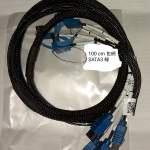4條合1 100cm 包網 SATA 3 線