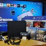 PlayStation PS4 Slim 1.0TB 主機