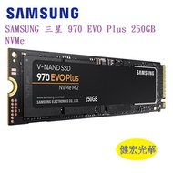 SAMSUNG 三星 970 EVO Plus 250GB NVMe  M.2 2280 PCIe 固態硬碟
