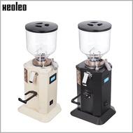 เครื่องทำน้ำผลไม้XEOLEOไฟฟ้าเครื่องบดกาแฟ1.5Lกาแฟเครื่องบด350WแบนWhetstoneกาแฟMillerปรับหยาบ