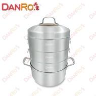 丹露304不鏽鋼蒸籠湯鍋組(S304-275-5P)