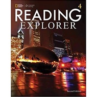 Reading Explorer 4 英文課本