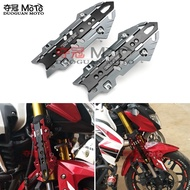Applicable Yamaha MT03 MT07 MT09 MT10 Refit before shock protection cover Anti-fall cover accessories
