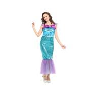 ☆派對王國☆萬聖節服裝,萬聖節裝扮,美人魚服裝,美人魚裝扮,大人變裝服-華麗美人魚