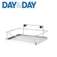 【DAY&DAY】#304不鏽鋼 平版衛生紙架(ST1008)
