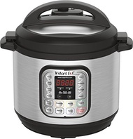 Instant Pot DUO80 8 Qt 7-in-1 Multi- Use Programmable Pressure Cooker, Slow Cooker, Rice Cooker, Ste