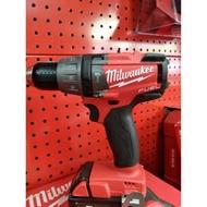 現貨 Milwaukee 米沃奇 M18 FPD-0 18V 無刷震動電鑽-單機