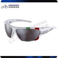 【新瑞興單車二館】SALICE sa-002p 保麗萊鏡片太陽眼鏡 自行車 路跑 防風眼鏡#US1401