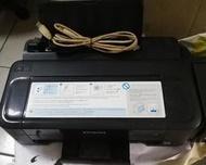 二手測試列印正常品 EPSON L110 原廠連續供墨印表機