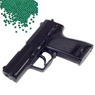 台灣製外銷版 P8加重版強力彈簧6mm手拉空氣BB槍+0.25G高精密研磨 BB彈