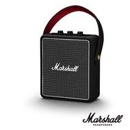 Marshall STOCKWELL II BLACK攜帶型藍牙喇叭/ 經典黑