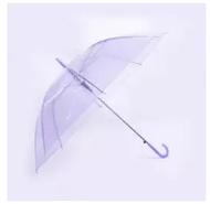 ร่มใสกันฝน transparent umbrella