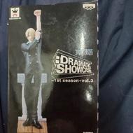 金證 香吉士Dramatic Showcase 1st season vo3航海王公仔模型 現貨 海賊王 航海王