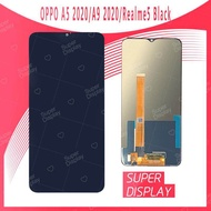OPPO A5 2020 / A9 2020 / Realme5 / Realme 5i / Realme 5s อะไหล่หน้าจอพร้อมทัสกรีน หน้าจอ LCD Display Touch Screen For OPPO A5 2020 / A9 2020 / Realme5 / Realme 5i / Realme 5s สินค้าพร้อมส่ง คุณภาพดี อะไหล่มือถือ Super Display