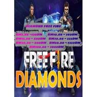 DIAMOND FREE FIRE MALAYSIA