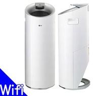 【LG樂金】(圓柱型) 空氣清淨機 大白 AS401WWJ1