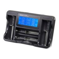 Kamera LCD-18650  液晶充電器 (四槽旗艦版)
