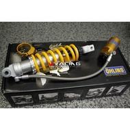 【炫富精品工作室】OHLINS 避震器 FORCE/SMAX 155專用 牽瓶式(包含氣瓶支架)