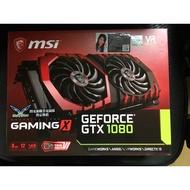 msi gtx1080 gaming x顯示卡 非1080ti 1070 or 1060