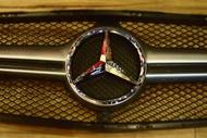 泰山美研社18091873 BENZ W212 10年 前水箱罩套件