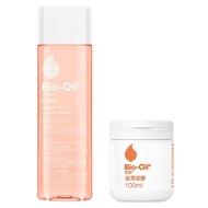 【Bio-Oil 百洛】護膚油200ml+滋潤凝膠100ml