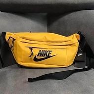 Nikeกระเป๋าสะพายข้างคู่กระเป๋าสะพายไหล่กระเป๋านักเรียน Elite กระเป๋าเดินทางไม่ระบุเพศ man and women bag กระเป๋าแฟชั่น Waist Bag
