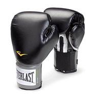 Everlast Pro Style 8-Ounce Training Gloves (Black)