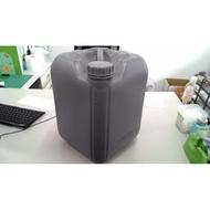 20L 塑膠桶 灰色 化學桶 食品級