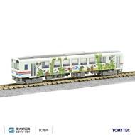 TOMYTEC 264378 鐵道系列 若櫻鐵道 WT3000形 (2輛)