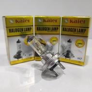 Bulb KAIER H7 12V/55W Halogen Bulb