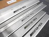 [遠鵬國際]全新 中古 日規 外匯 朋馳 Benz W210 前期 AMG 專用鋁合金迎賓踏板