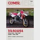 Clymer Yamaha Yz125-250, 1985-1987: Yz490, 1985-1990