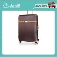 JandM กระเป๋าเดินทางล้อลาก 30 นิ้ว รุ่น Sbl Richmond II Spinner Tag ส่งkerry