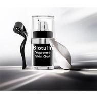 名人皆愛用  Biotulin Supreme Skin Gel 15ml + BIOTULIN 導入滾輪器