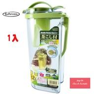 福利品 日本岩崎耐熱冷水壺2.2L附濾網(K129701)