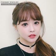 韓劇她很漂亮相似款骷髏項鍊 頸鍊 10242【櫻桃飾品】【10242】