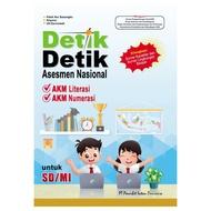 Detik Asesmen Nasional SD 2021 AKM Literasi dan Numerasi Plus kunci Jawaban