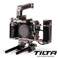 . TILTA 鐵頭 TA-T17-C-G 專用提籠 C組 氧化色 鐵頭灰 含手把 側邊電池手把 底座 For Sony A7 A9 A7R4 鐵籠 微電影 正成公司貨