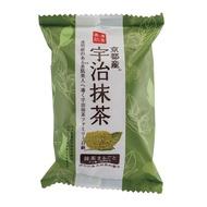 日本製 Pelican 宇治抹茶皂/沐浴皂/香皂 80g*夏日微風*APP領券9折→代碼08CP2000B