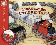 The Little Red Train: Great Big Train (新品)