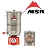 MSR Reactor 效率系統爐 1L 06898 登山爐+鍋組 Reactor Stove Systems 1升