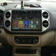 福斯 Tiguan 網路電視 安卓主機 衛星導航+音樂+藍牙電話