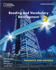Reading and Vocabulary Development 2 4/e: Thoughts & Notions (新品)
