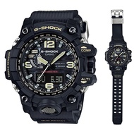 Casio G-Shock GWG-1000-1A MUDMASTER New Mud Resistance + Triple Sensor Watch