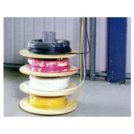 《宅配出貨》專利多功能放線盤 放線架 四層式60cm放線盤/電纜放線盤